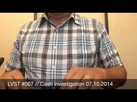 LVST #007 // Cash Investigation 7.10.2014 : Industrie du tabac, la grande manipulation