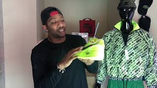 Off White AIr Force 1 and thoughts on Damn Dee & Unbreakable Kicks!!