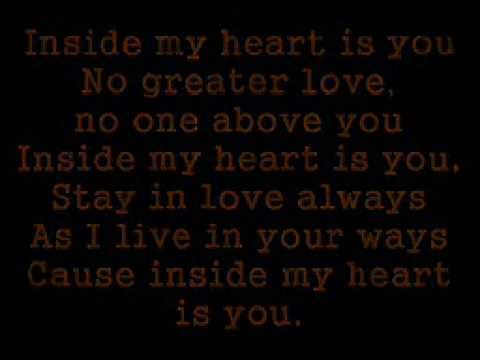 Inside My Heart - Frencheska Farr video