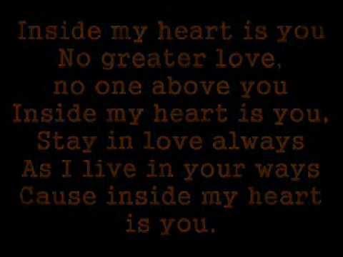 Inside My Heart - Frencheska Farr video