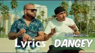 download lagu Dr. Zeus' New Dangey Song Lyrics  Zora Randhawa gratis