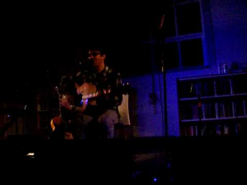 Ian Broudie - Pure @ Lancaster Library Saturday 5th December 2009