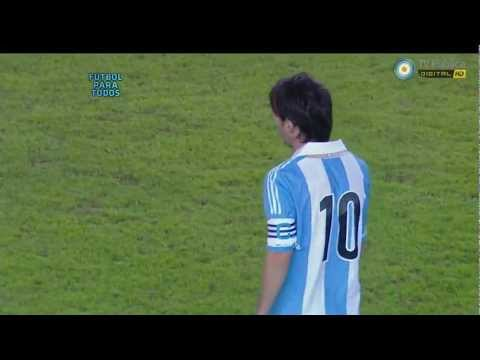 Argentina 4 Ecuador 0 - Eliminatorias Brasil 2014 - All Goals Full Highlights 02.06.2012 HD