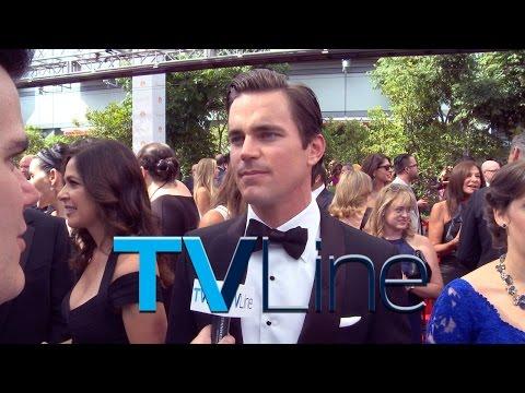 Emmys 2014 - Matt Bomer Interview - TVLine