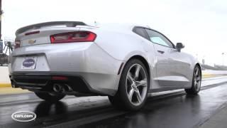 V 8 Muscle Car Challenge Acceleration