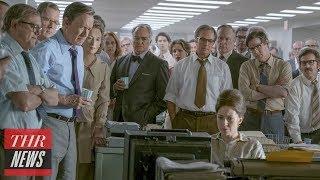 Steven Spielberg's 'The Post': First Critics' Reactions   THR News