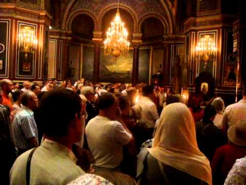 Day 3 (part 6): XII All Diaspora Russian Orthodox Youth Conference- Paris, France- July 3,2011