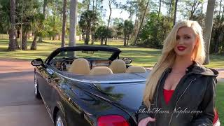 FINALLY!! A BENTLEY CONTINENTAL GTC FOR SALE WITH OVER A $243K ORIGINAL WINDOW STICKER!!!