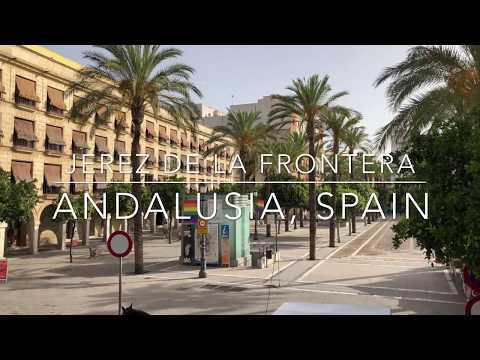 Jerez de la Frontera - August 2018 [4K]