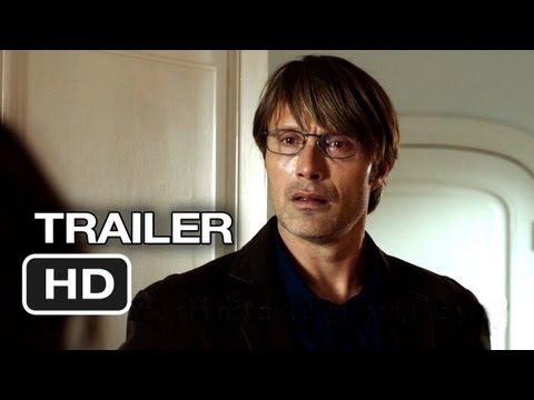 The Hunt TRAILER 1 (2013) - Mads Mikkelsen Movie HD