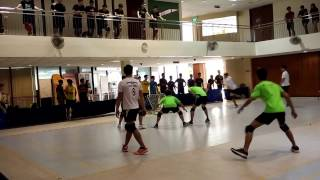 Inter-CC Tchoukball : Paya Lebar CC vs Taman Jurong CC 1