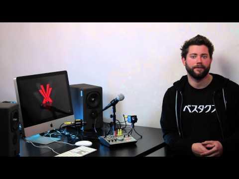 Introducing Vestax PBS-4 VTK
