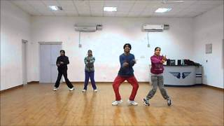 The disco song choreographed by Akhil