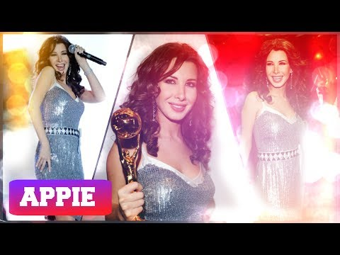 Nancy Ajram - WMA 2014 Voting Promo + AMAZING SURPRISE // نانسي