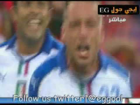 Italy vs Belgium 2-0    Jakrany goal against Belgium 13-6-2016
