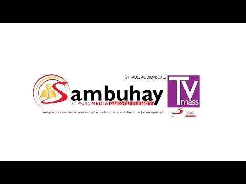 Sambuhay TV Mass Easter Sunday (A) - April 20, 2014