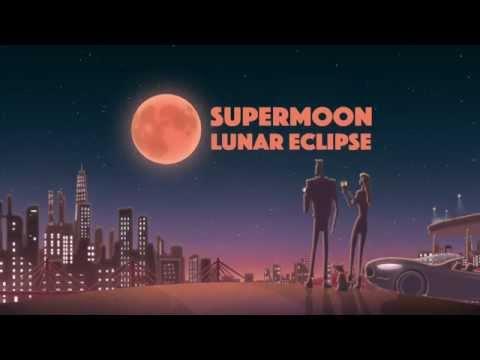 NASA | Supermoon Lunar Eclipse