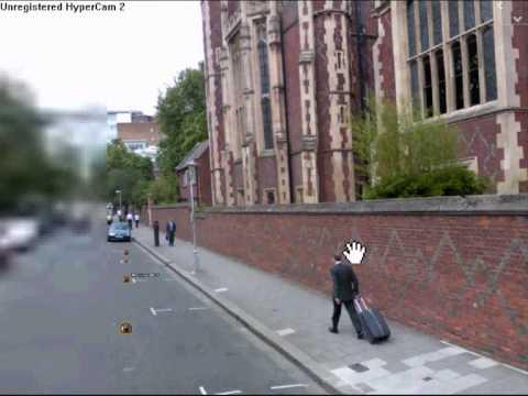 Google earth street view strange sighting. Mar 21, 2009 4:10 AM