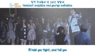 Lee Sung Chul   My Love MV Scene: English Subs + Romanization + Hangul HD