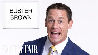John Cena Teaches You Trucker Slang | Vanity Fair