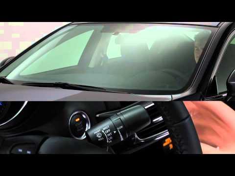 2014 Mazda6 —  Wipers Washers Variable Intermittent   Mazda USA