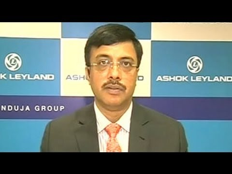 Planning to make 36,000 vehicles in FY13-14: Ashok Leyland MD