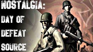 Nostalgia - Day of Defeat Source / buenos juegos nunca mueren   Gameplay Español