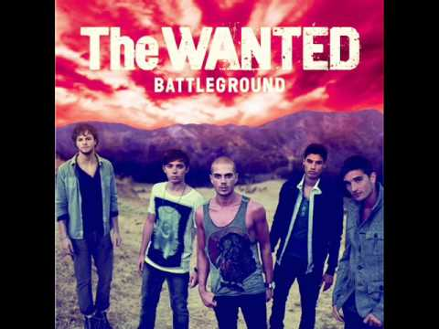The Wanted- Dagger (Full Song)