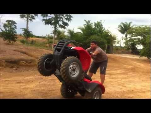 Quadriciclo FOURTRAX 420 4x4 - Ji-Paraná Rondônia