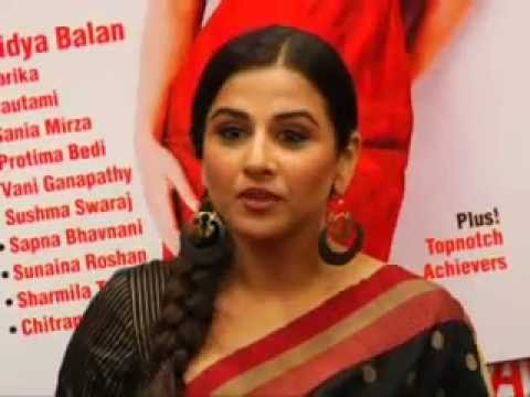 Vidya Balan Talks About Marital Rape! Unveils New Cover Page Of Savvy Magazine Featuring Her video