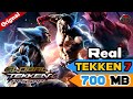 How To Download Real Tekken 7 For Android | Highly Compressed (700Mb) |HD Gameplay | Sq Gaming Point