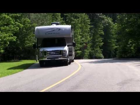 2014 Chateau Class C Motorhomes by Thor Motor Coach (New Class C RV Video Review)
