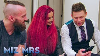 Maria and Mike Kanellis give Miz a photography lesson: Miz & Mrs., Aug. 13, 2019
