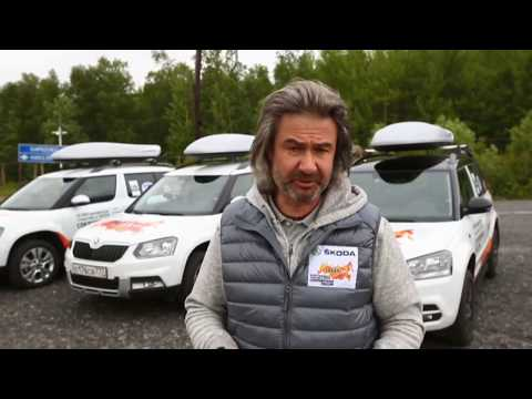 35.000 километров с Андреем Леонтьевым. Старт из Никеля.