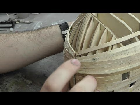 Deagostini : HMS Victory : 1/84 Scale Model : Step By Step Video Build : Episode.18