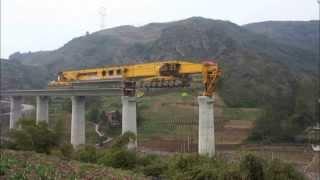 Download Lagu Bridge girder erection Machine: SLJ900 Gratis STAFABAND