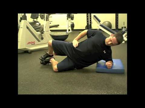 Clamshell Exercise Hip Clamshell Exercise