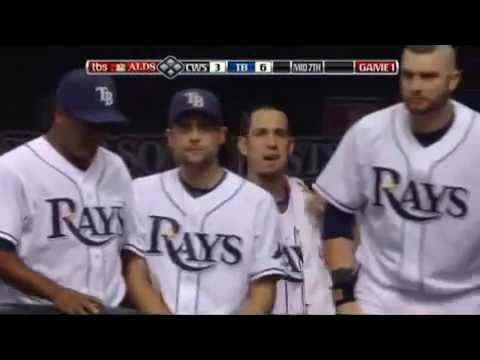 Baseball Video Highlights & Clips Balfour and Cabrera exchange words in the seventh Video MLB