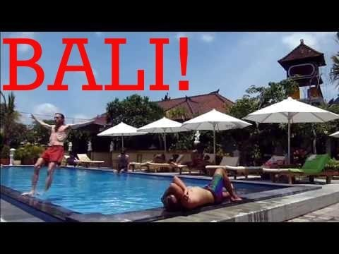 (HD) Travel cheap in beautiful Bali, Indonesia!