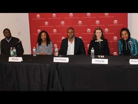 Starr Forum: Today's African Repats