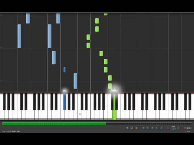 Carter Burwell - Bella's Lullaby - Chris Valera Version (piano tutorial)