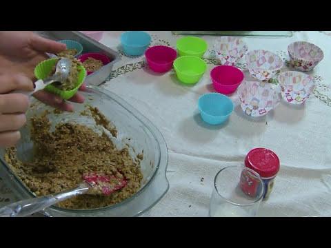 Culinária: CUPCAKE LIGHT - INTEGRAL
