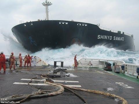 MY OFFSHORE CBM OIL TANKER OPERATION