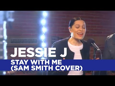 Jessie J - 'Stay With Me' (Capital Live Session)