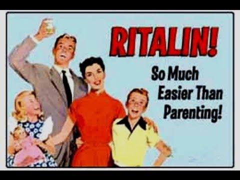 PerVers - ADHS Medikamente Teil 1 : Ritalin (Methylphenidat)