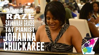 "T&T Pianist Johanna Chuckaree ""Savannah Grass"" Part 2 