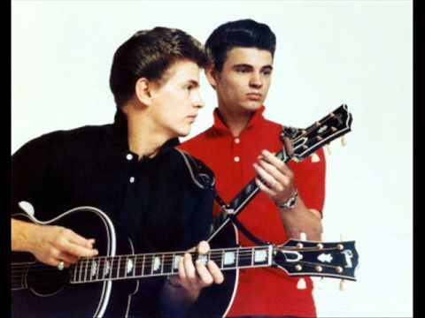 Everly Brothers - On The Wings Of A Nightengale
