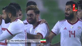Iran 1 - 1 Venezuela 20112018 // by LTV