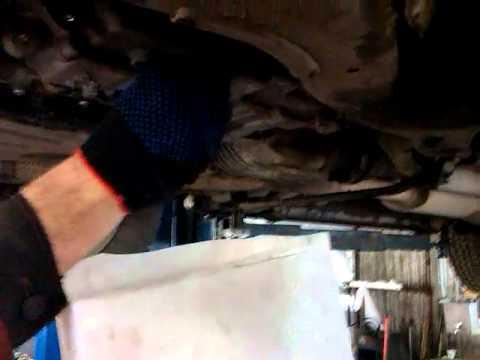 Видео как проверить масло в АКПП Шевроле Каптива
