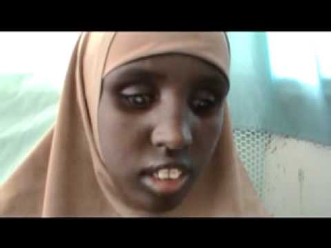BLIND CHILDREN IN SOMALIA (SWDC) - somali video